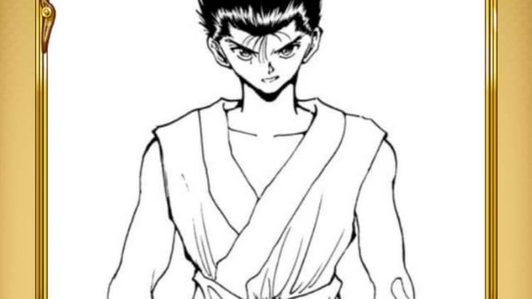 闘神の継承者・浦飯幽助【記念】